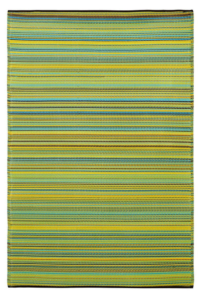7111 Green Indoor/Outdoor Rug