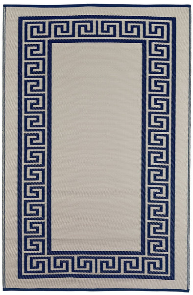 7104 Blue Indoor/Outdoor Rug