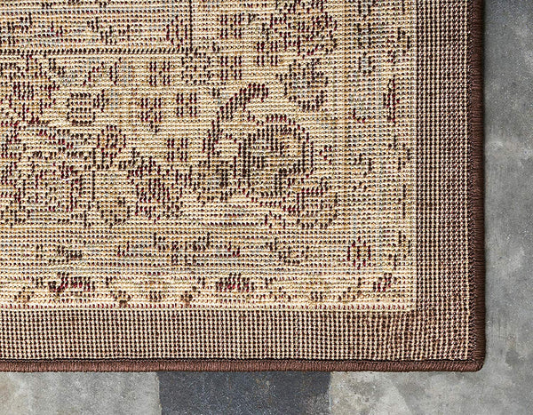 5108 Brown Persian Area Rugs