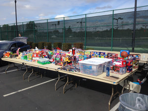 plusONE / ATS Garage For The Kids Toy Drive