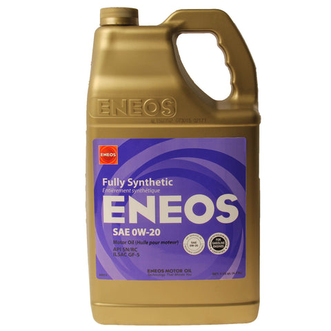 ENEOS Synthetic Oil - 5 Qrt