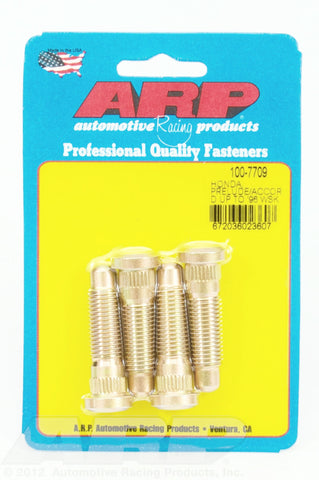 ARP Wheel Studs Honda 80-00 Stock 4Pcs