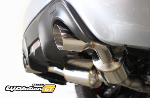 Greddy Cat Back Exhaust - Scion FR-S / Subaru BRZ