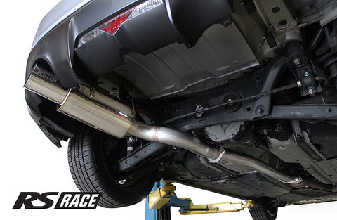 GReddy RS Race Exhaust: 13-16 FR-S / BRZ