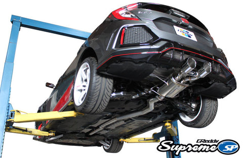 Greddy Supreme SP Exhaust - Civic Type R FK8
