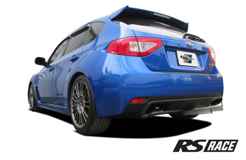 GReddy RS-Race Exhaust: Subaru WRX STi