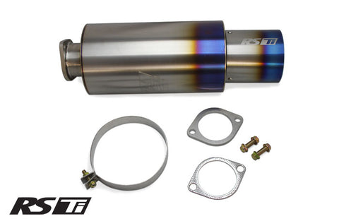 GReddy Performance RS-Ti Titanium (w/removable tip)