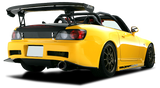 J'S Racing Street Ver. Total Aero System FRP Ver 2 Body Kit