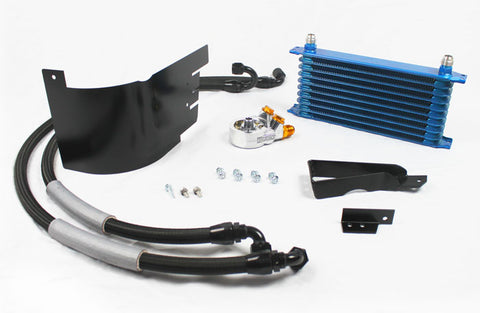 GReddy 10row Oil Cooler Kit 2017 - Up Civic Type R FK8