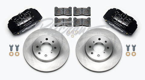 Wilwood Front Brake and Rotor Kit- Honda / Acura