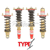 Function Form Type 1 Coilovers - Mazda Miata