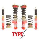 Function Form Type 1 Coilovers - Hyundai Genesis Coupe