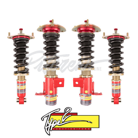 Function Form Type 2 Coilovers - Scion FR-S / BRZ