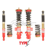 Function Form Type 1 Coilovers - Acura