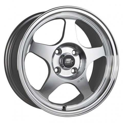 "MST Wheels 5 Spoke 15"" 4x100 MT27"