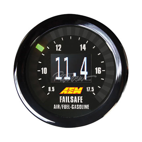 AEM Wideband Failsafe Display Gauge 30-4900