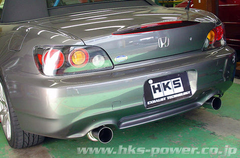 HKS Hi Power409 Exhaust - Honda S2000