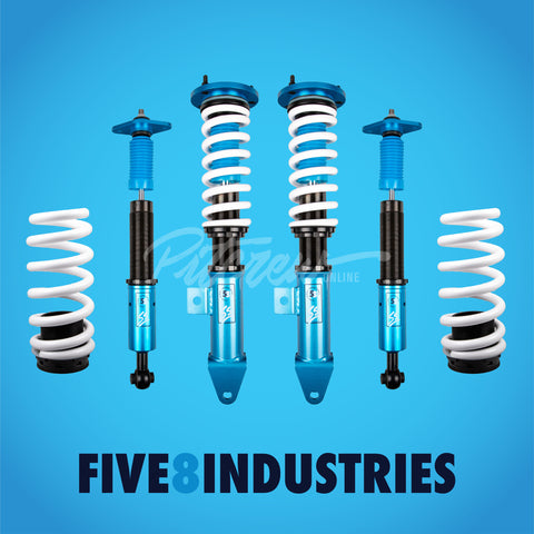 FIVE8 Industries SS Coilovers - Dodge
