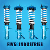 FIVE8 Industries SS Coilovers - Toyota
