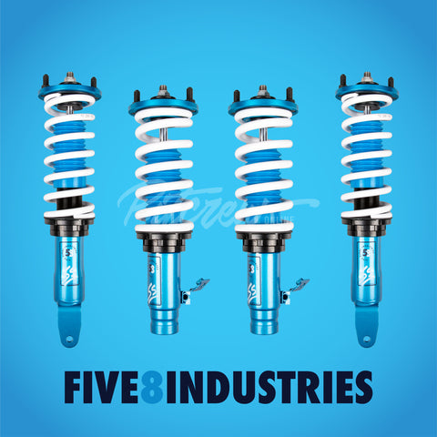 FIVE8 Industries SS Coilovers - Acura