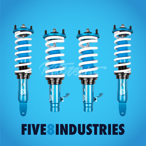 FIVE8 Industries SS Coilovers - BMW