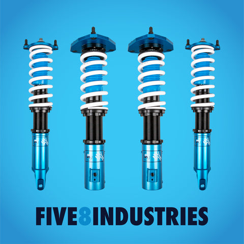 FIVE8 Industries SS Coilovers - Mitsubishi