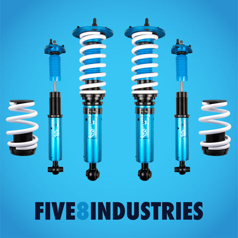 FIVE8 Industries SS Coilovers - Lexus