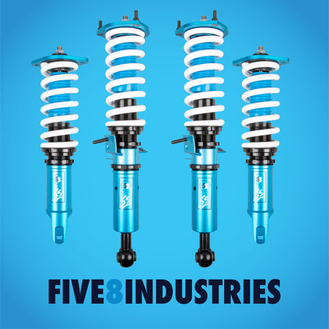 FIVE8 Industries SS Coilovers - Infiniti