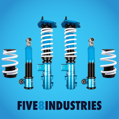 FIVE8 Industries SS Coilovers - Hyundai
