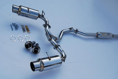 Invidia Cat Back Exhaust - Scion FR-S / Subaru BRZ