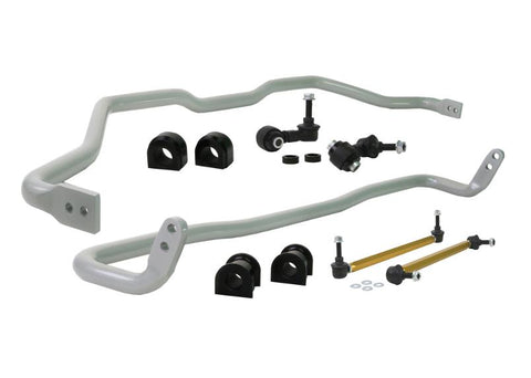 Whiteline Adjustable Front / Rear Sway Bar Kit 16-18 Civic Si FK8