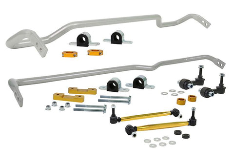 Whiteline Front / Rear Sway Bar Kit - 15-18 VW Golf