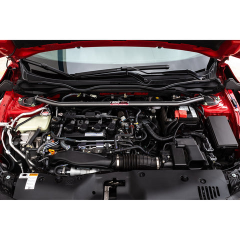 DC Sports Front Upper Strut Bar 16-Up Civic (Non Type R)