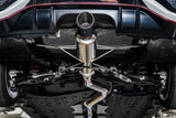 Remark Catback Exhaust Spec I - Civic Type R FK8