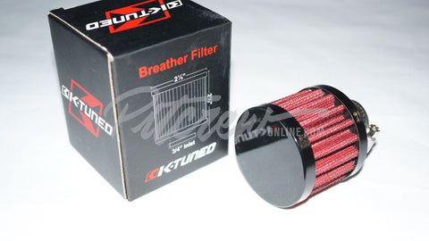 K-Tuned Valve Cover Breather: K-Series