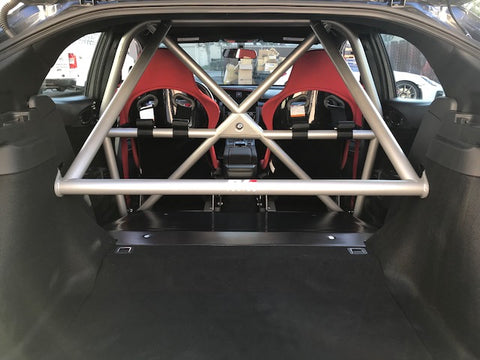 EVS Tuning Rear Seat Delete - Honda Civic Type R FK8