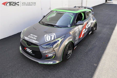 ARK Performance Hyundai Veloster C-FX Wide Body Kit