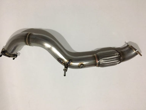 Function Werk 3″ Front Pipe - 2017+ FK8 Civic Type R