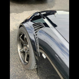 Ballade Sports S2000 GT3 Fender Louver Vents