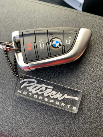 Pitcrew Motorsports Key Chain