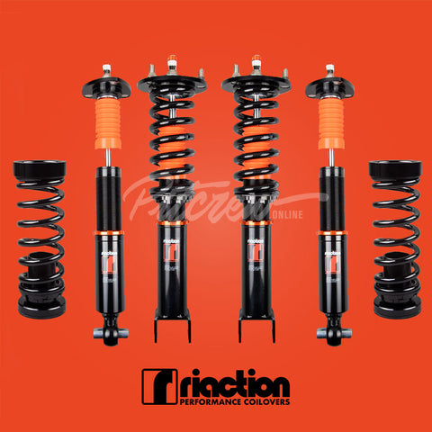 Riaction Coilovers - Lexus