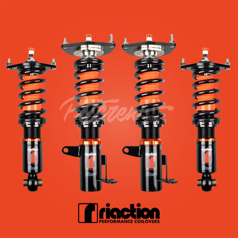 Riaction Coilovers - Subaru