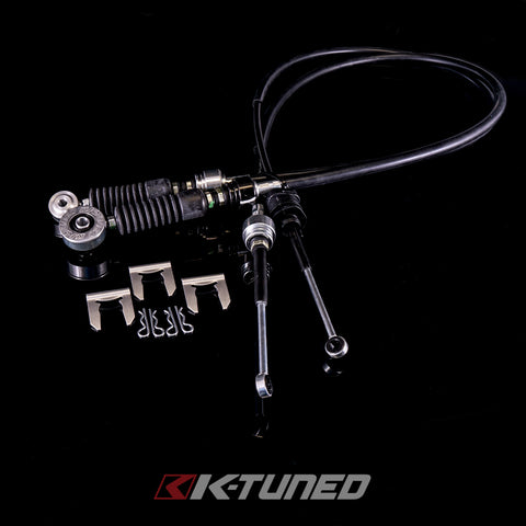 K-Tuned OEM-Spec Shifter Cables RSX Transmission