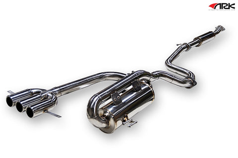 ARK Performance DT-S Exhaust Hyundai Veloster