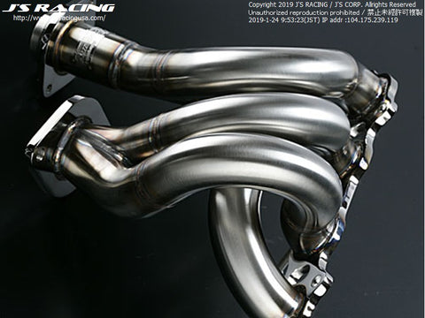 J'S RACING FX Pro Stainless Header 4-2 RSX DC5
