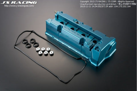 J'S Racing K20 Series Valve Cover
