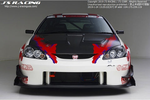J'S Racing 05-06 RSX DC5 Street Version Full Body Kit CFRP