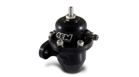 AEM High Volume Adjustable Fuel Pressure Regulator Acura / Honda