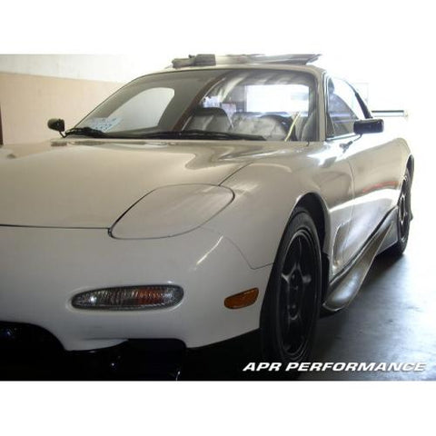 APR Performance Carbon Fiber Formula GT3 Mirrors - 93-97 Mazda RX7