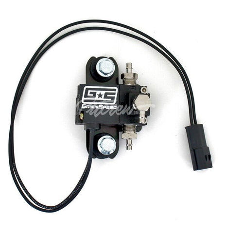 GrimmSpeed Electronic Boost Control Solenoid 3-PORT - MazdaSpeed 3